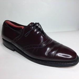 Allen Edmonds Polo Saddle Oxford Shoes